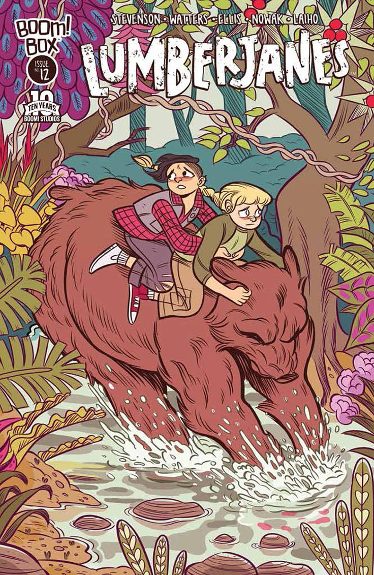 The 13 best LumberJanes!! images on Pinterest | Comic book, Comic ...