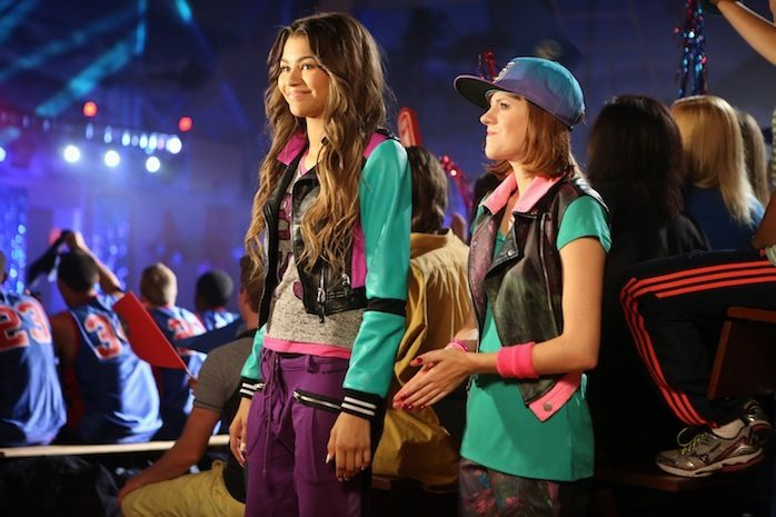 See Zendaya's Coolest Fashion Moments in 'Zapped' | Twist