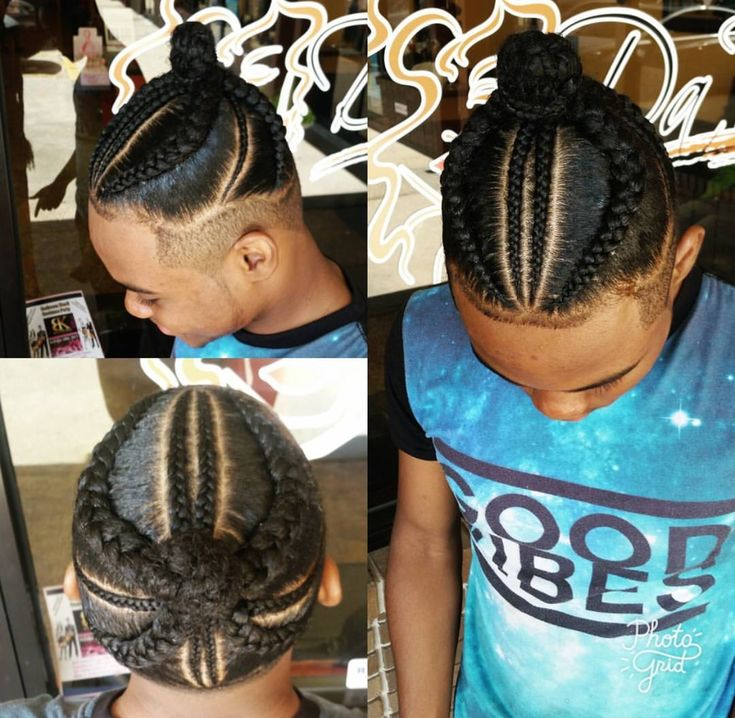 Best Hair Designs I Like Images On Pinterest Natural Hair - Boy hairstyle braids