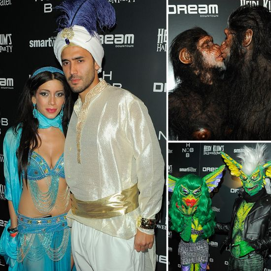 so cute its scary celeb couples celebrate halloween - Famous Duos Halloween
