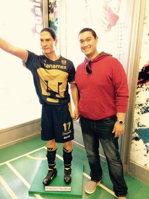 Con Paco Palencia!