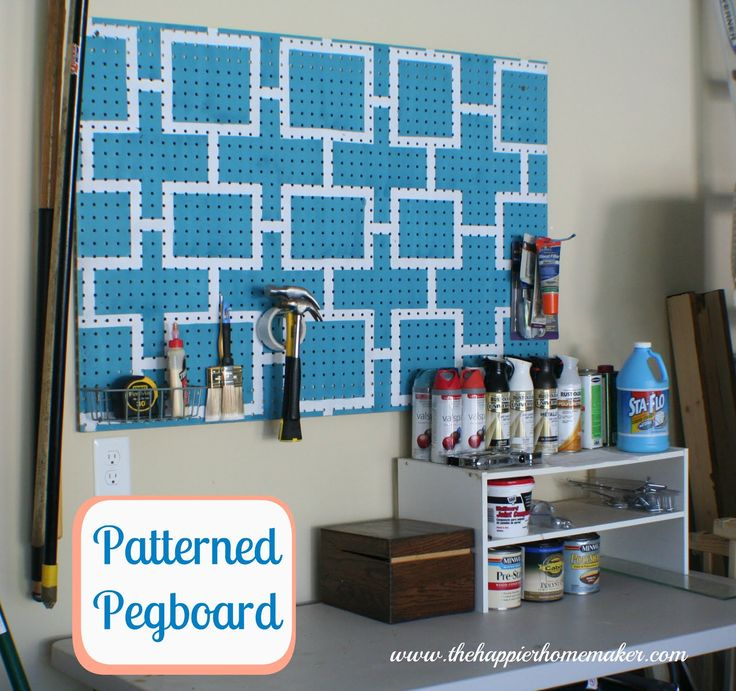 die besten 25 pegboard garage ideen auf pinterest garage werkstatt organisation garagen. Black Bedroom Furniture Sets. Home Design Ideas