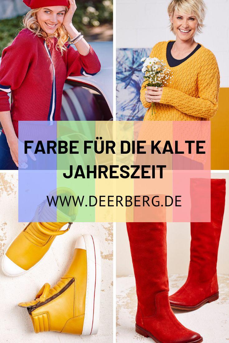 mach dir die herbst-/ winterzeit farbenfroh!   nachhaltige