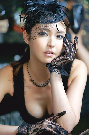 Beautiful Kang Yoo Lee ~ Model