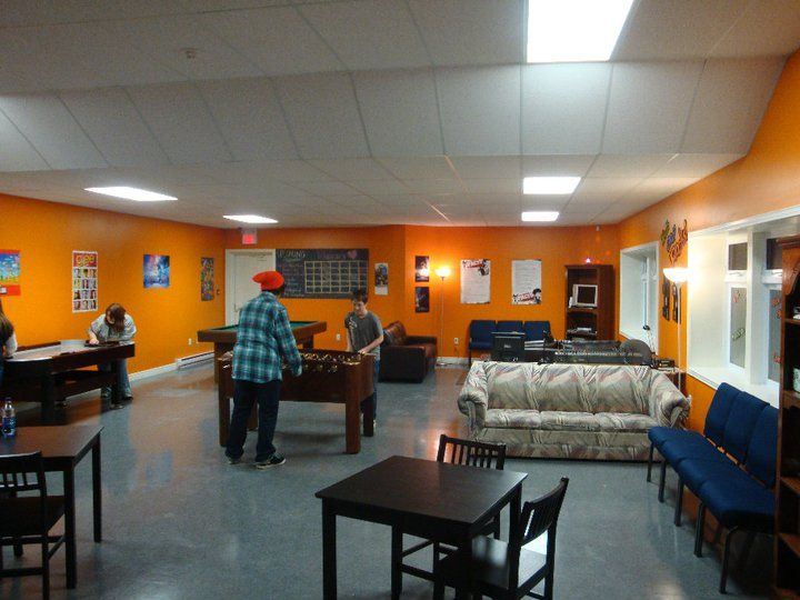 Church Youth Group Room Designs Rooms Fyi Ministry