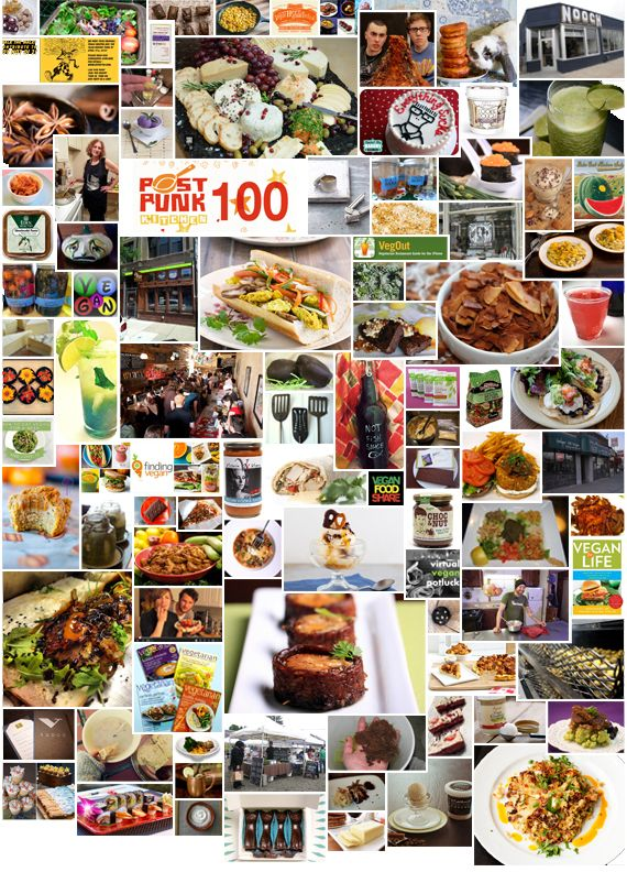 The PPK 100 2012  I'm in love with this blog and ALL the ideas!!  Vegan heaven.