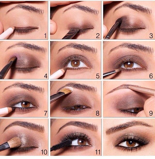 Come truccare gli occhi verdi, azzurri e marroni? Quali sono i colori che esaltano di più il nostro occhio? Ecco un riepilogo con le linee guida principali