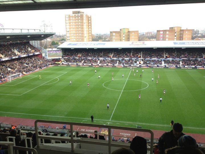 Boleyn Ground (Upton Park) in London, Greater London
