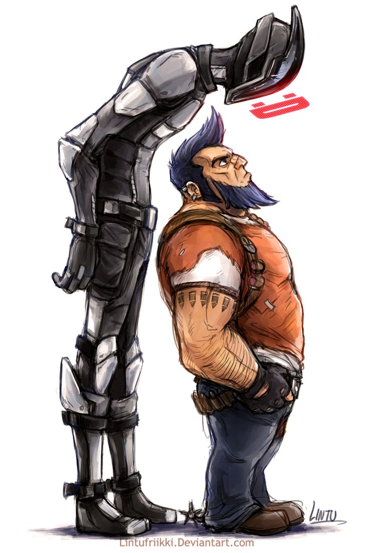 Team up with a friend to take on Pandora as Zer0 and Salvador in Borderlands: The Handsome Collection!Art by Lintufriiki