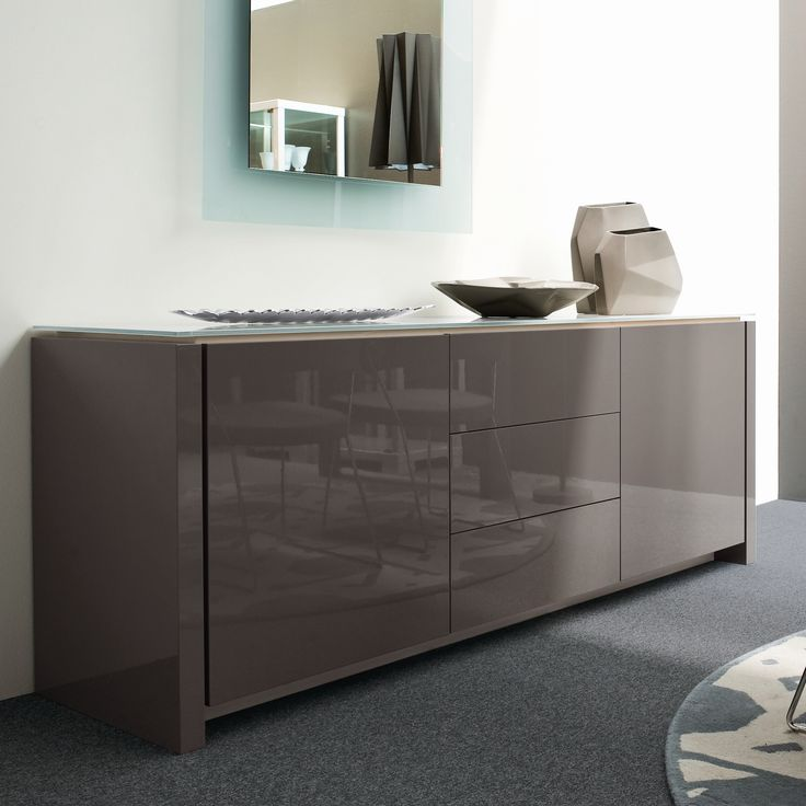 Calligaris Buffet Console Table | Furniture with Fabulous Lines ...