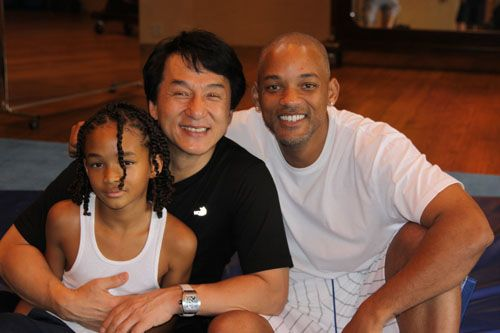 jackie chan and will smith - photo #3