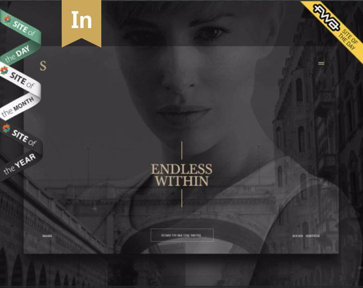 Ознакомьтесь с этим проектом @Behance: «Silenza, Interactive Brand Site, FWA, Awwwwards holder» https://www.behance.net/gallery/43786839/Silenza-Interactive-Brand-Site-FWA-Awwwwards-holder