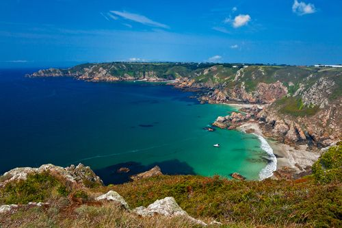 Travel to Channel Islands for a lazy beachside holiday