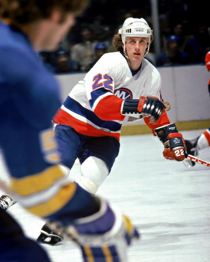 Mike Bossy, New York Islanders
