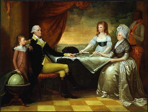 president thomas jefferson family portrait - Google Search ...