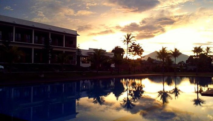Jimmers Mountain Resort di Bogor, Indonesia