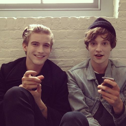 RJ King and Matthew Hitt