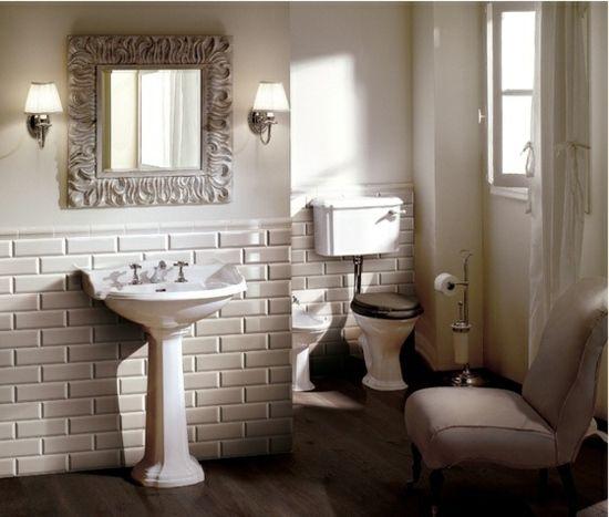 Edle Badezimmer Design Ideen Klassische Einrichtung