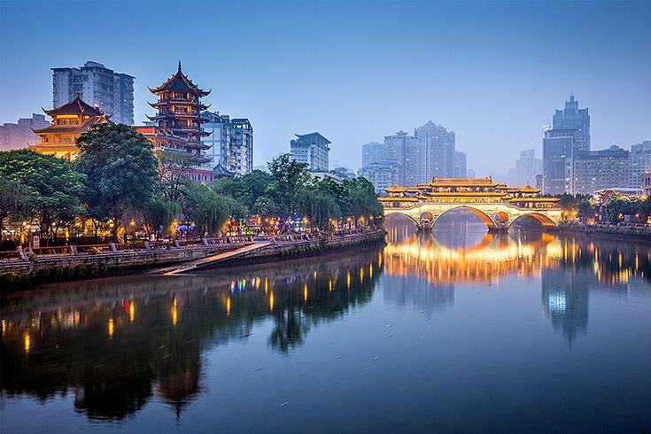 Chengdu, Kina