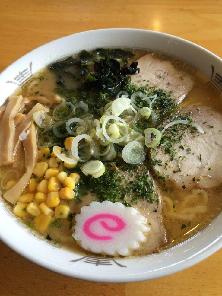味噌味中華大盛り 金ちゃんラーメン米沢店