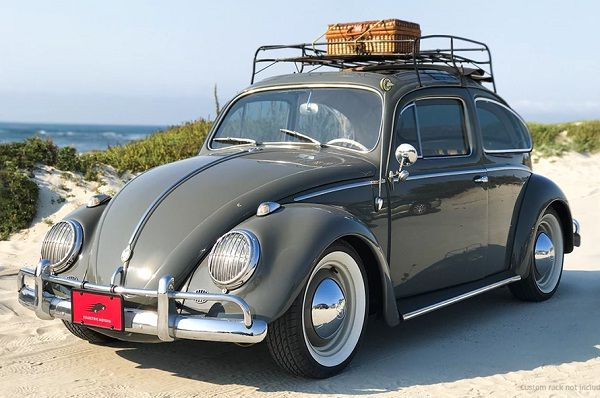 Omaze Com Zelectric Get The Key Of Iconic 1958 Volkswagen Beetle Tesla For Free Sweepstakes O Classic Volkswagen Beetle Vw Beetle Classic Vintage Volkswagen