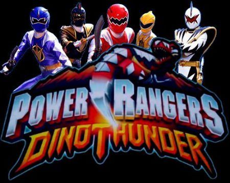 Power Rangers DinoThunder (TV Series 2004– )