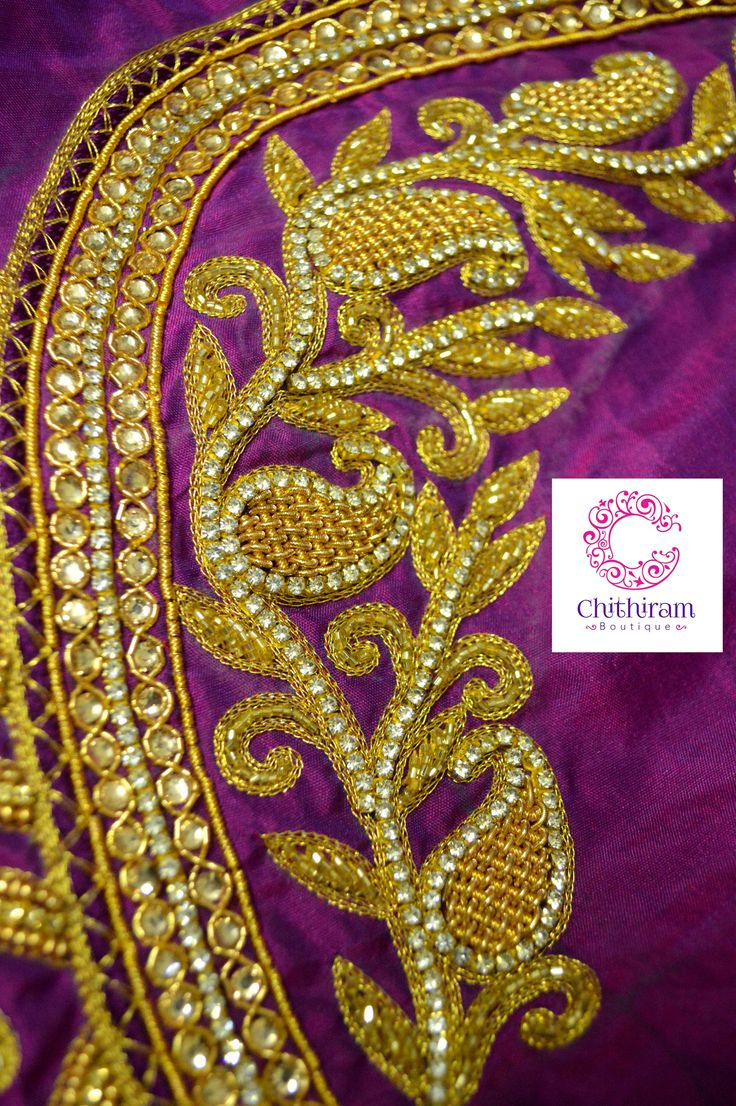 #bridalblous#indianfashion#fashionista#design#latestblousedesign#aariembroidery#traditional#indianwedding#chithiramboutique#chithiram#fashionlover#beadwork  Chithiram boutique For any information contact/whatsapp +919042952252 Email us at - chithiram.raji@gmail.com