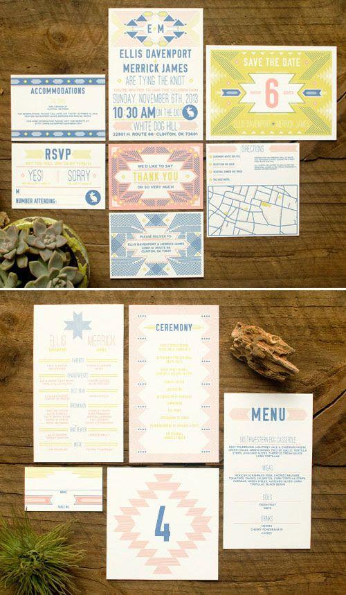'Wednesday' invitations at Urbanic