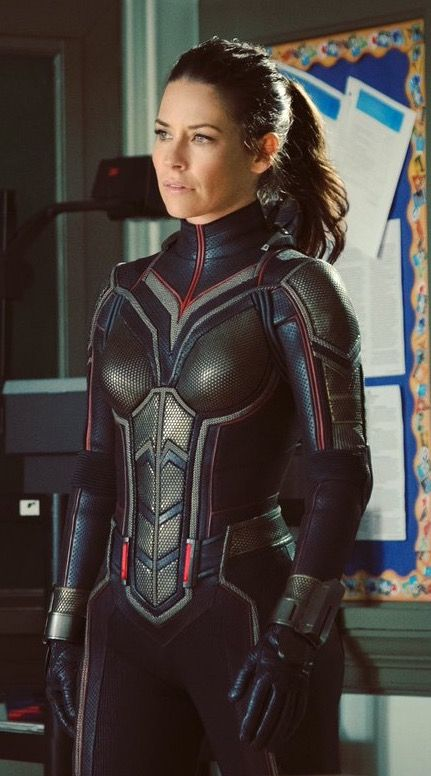 """Hope Pym / The Wasp """"Evangeline Lilly"""" Ant-Man and the Wasp (2018)"""