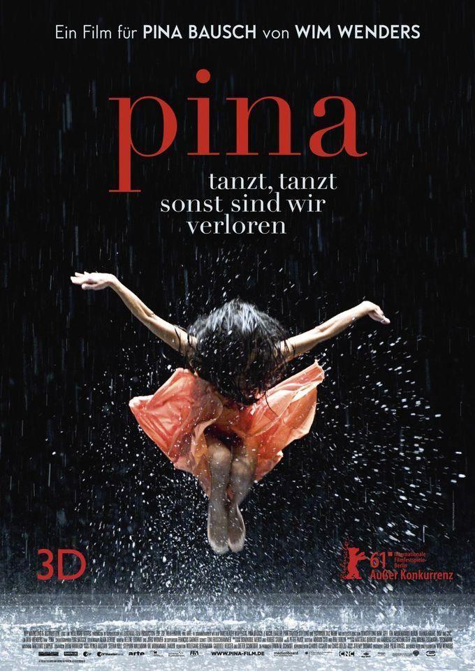 """DVD DOC 58 - Pina (2011) Alemaña. Dir: Wim Wenders. Documental. Danza. Sinopse: """"Pina"""" é unha longametraxe sobre a Tanztheater Wuppertal Pina Bausch, compañía de danza fundada pola gran coreógrafa alemá. A través dunha viaxe sensual, visualmente moi impactante, Wenders achega ao espectador as súas coreografías máis coñecidas. Escrito, dirixido e producido por Wim Wenders, este filme experimental revolucionará a relación entre o cinema e a danza pola orixinalidade da súa formulación..."""