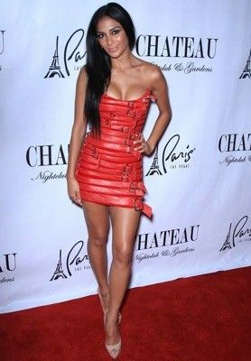 Labor Day Weekend Party at Chateau in Las Vegas, September 2011 Nicole Scherzinger | Complex UK