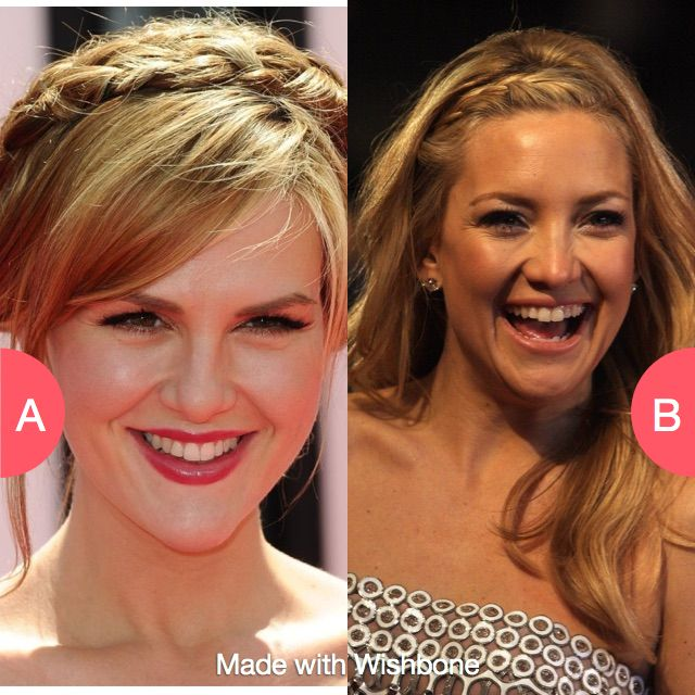Which hairstyle would you choose  Click here to vote @ http://getwishboneapp.com/share/14055802