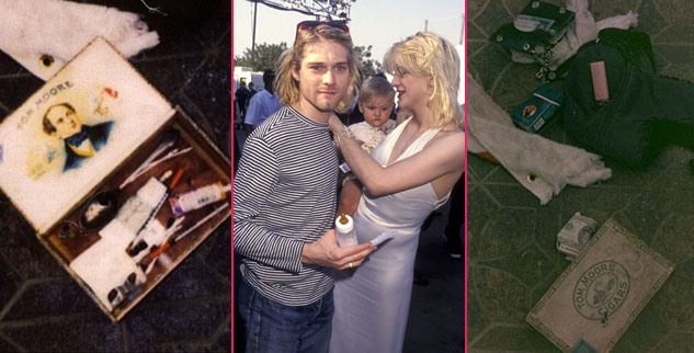 Seattle Cops Release New Kurt Cobain Death Photos, Reveal Doomed Grunge King's Drug Den | Radar Online
