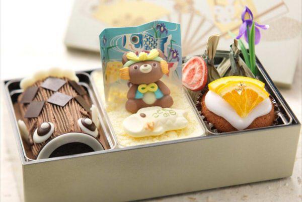 こいのぼりケーキでお祝い!重箱入り「こどもの日スイーツ BOX」ルタオで予約開始