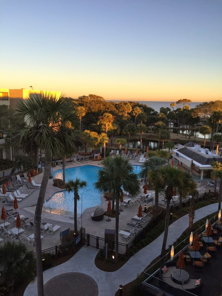 Travel Tuesday: Sonesta Resort Hilton Head South Carolina | Covering the Bases | Fashion and Travel Blog New York City