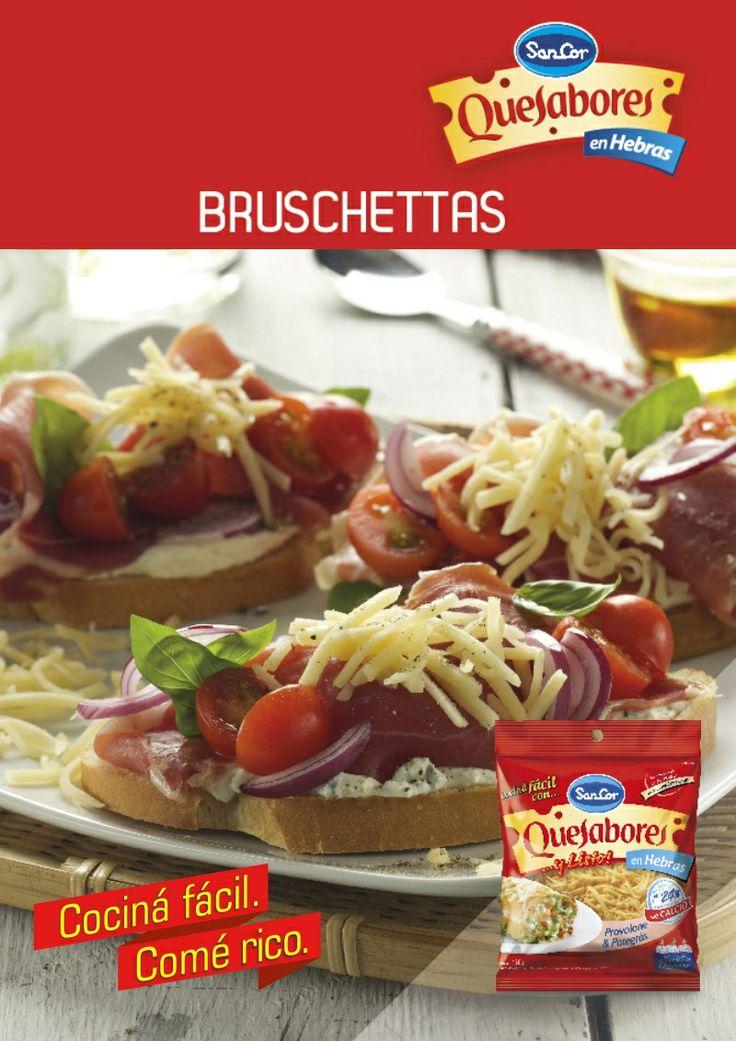 Bruschettas