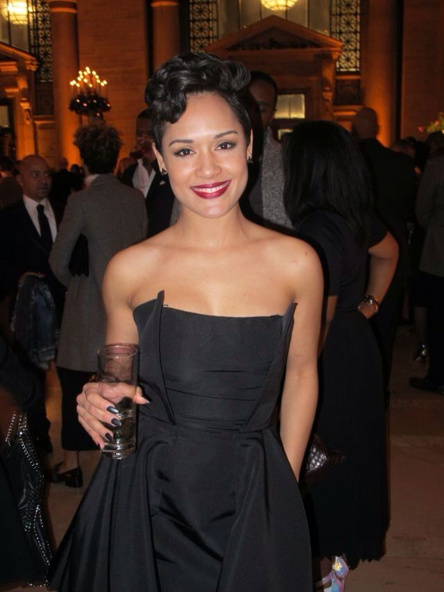 Empire's Grace Gealey