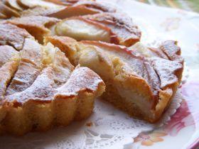 「りんごのふんわりタルト」ぴいちゃん+(ぴいちゃんぷらす) | お菓子・パンのレシピや作り方【corecle*コレクル】