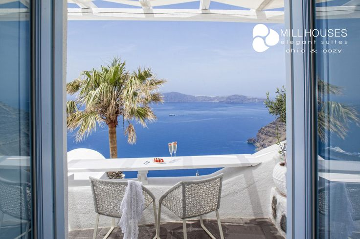 Gazing at the #Aegean from Mill Houses! more at millhouses.gr