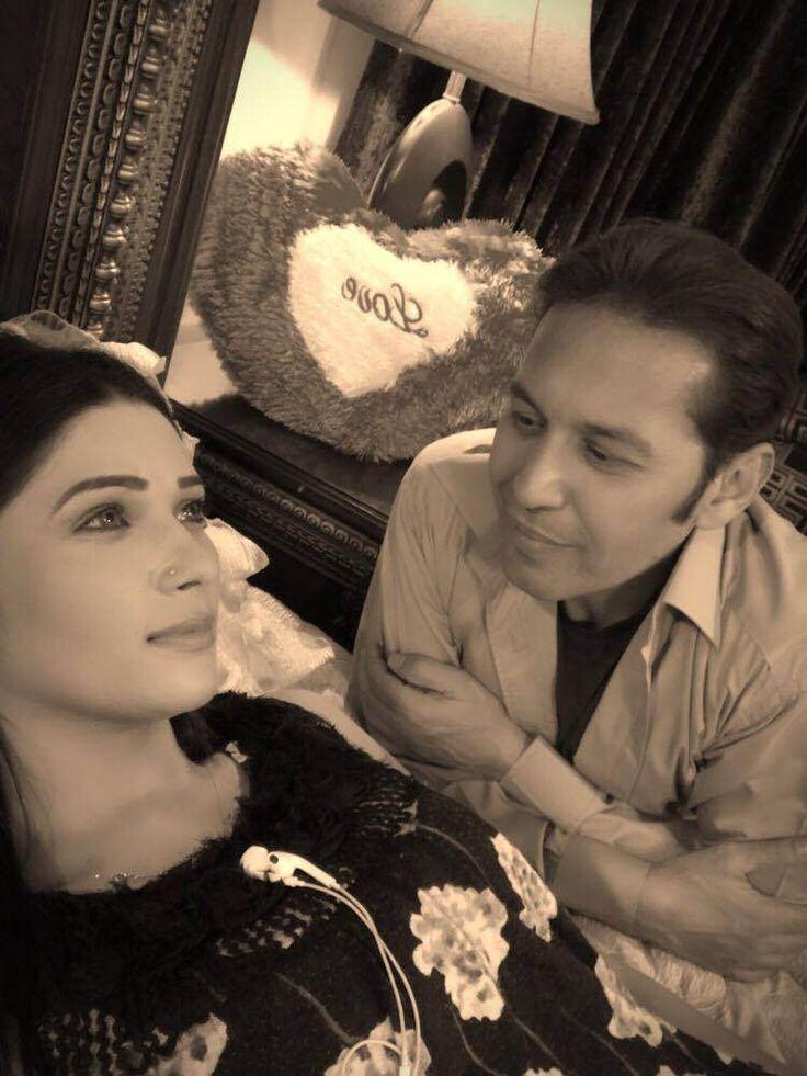 https://flic.kr/p/TkHzR9 | Rohid Ali Khan and Zara Malik in Bedroom | Rohid Ali Khan and Zara Malik Flashback scene in Bedroom for ADHOOREY KHUWAAB