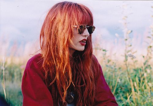 Not a huge red hair fan, but i really love this!