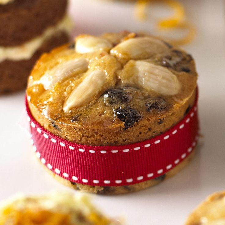 Mini Dundee Cakes in Minibites recipes at Lakeland