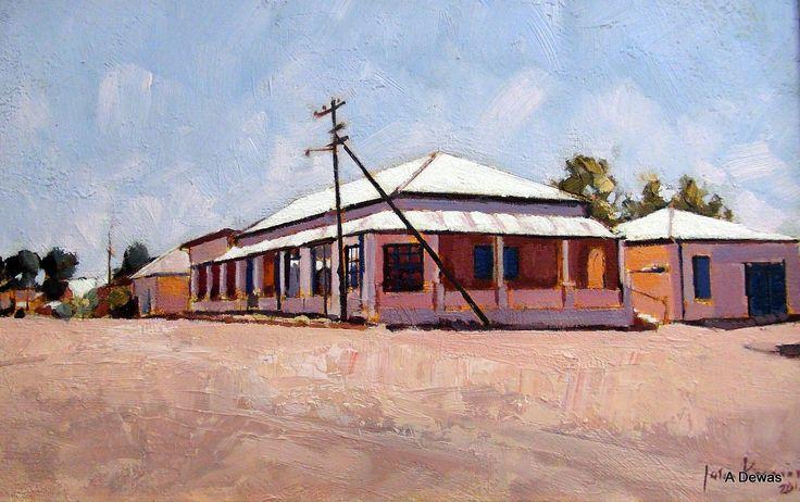 John Kramer Cape Town South Africa