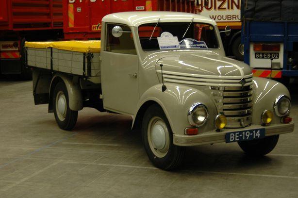 IFA Barkas-Famo V 901 1955