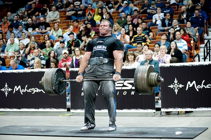 Bygga stora muskler med lågreps