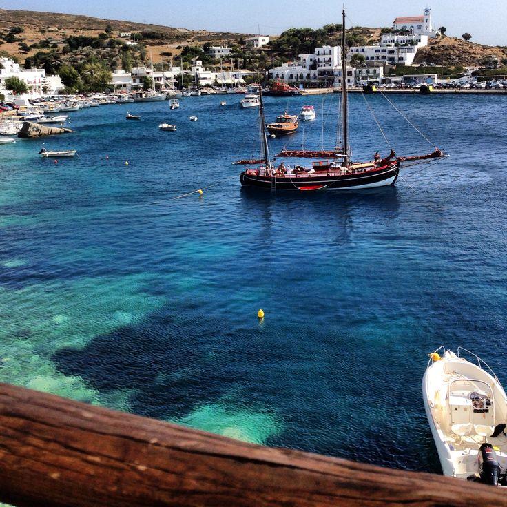 Summer in Skyros Greek Island