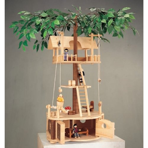 Melissa And Doug Deluxe Treehouse. Doll House ...