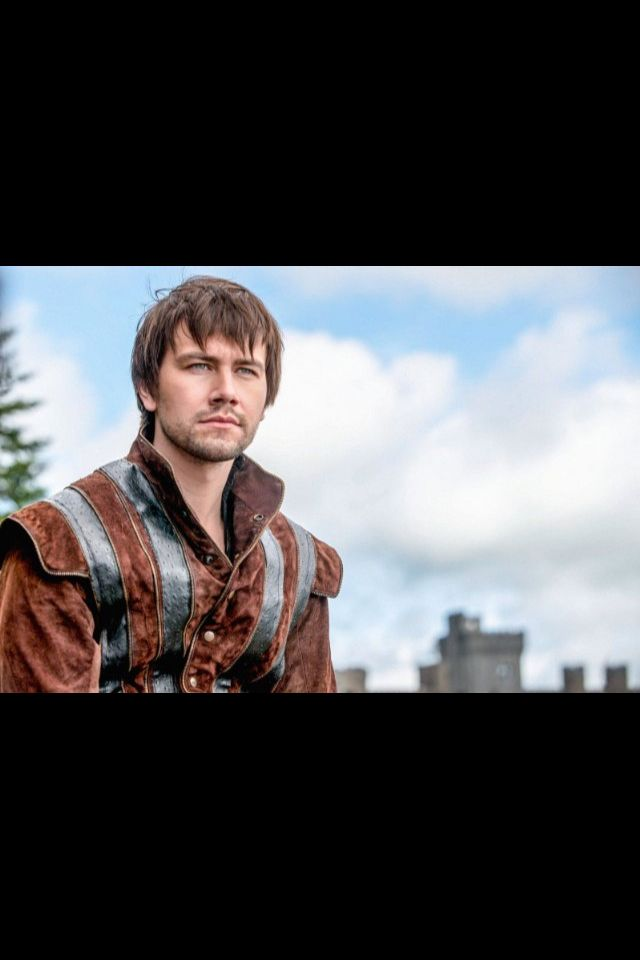 """Torrence Coombs plays Bash on the TV series """"Reign"""""""