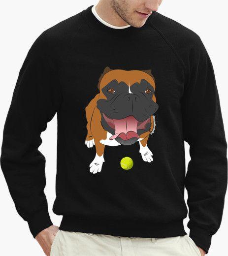Camiseta Bóxer lengua pelota