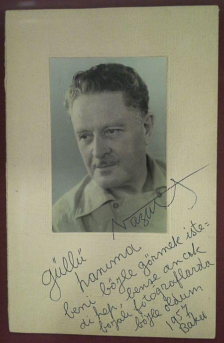 Mektup:: Cezaevinden Memet Fuat'a Mektuplar - Kemal Tahir'e Mapusaneden Mektuplar - Nazım ile Piraye